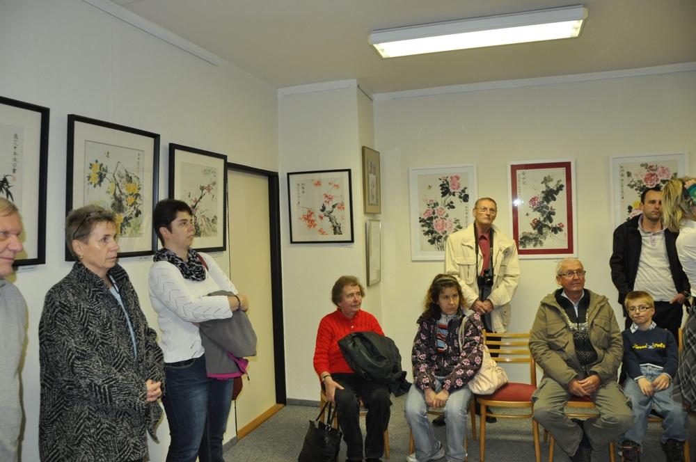 V Domě kultury je výstava Dagmar Staňkové v Domě kultury_ 2